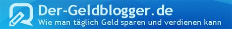www.Der-Geldblogger.de - Wie man täglich Geld sparen und verdienen kann